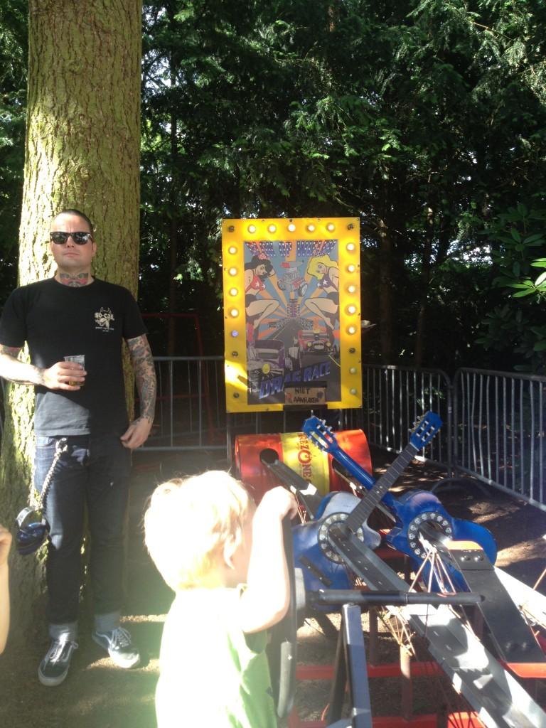 Kids N' Billies Festival - 06.14.2014 - Nijmegen, NL