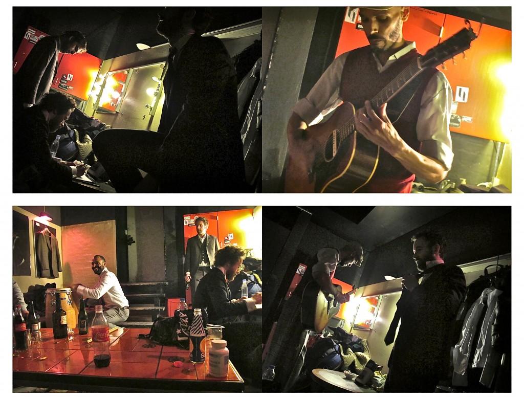 "#TBT Huset i Magstræde APRIL 23rd 2010 ""Backstage"""
