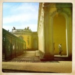 Sanssouci corridor