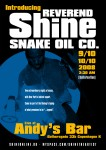 Shine at Andys Bar